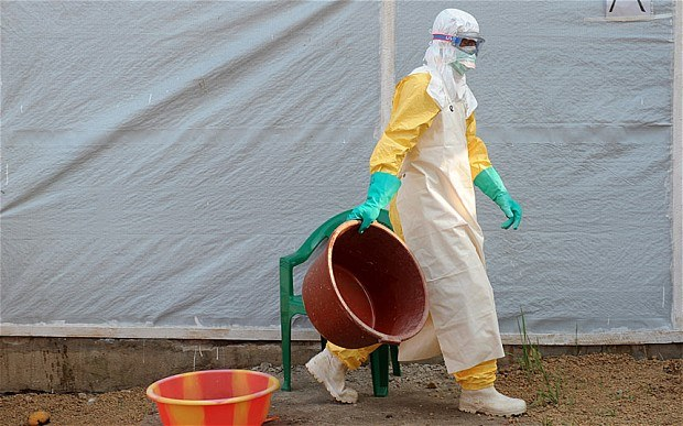 Medic tells of horrific scenes in Guinea's fight against Ebola virus