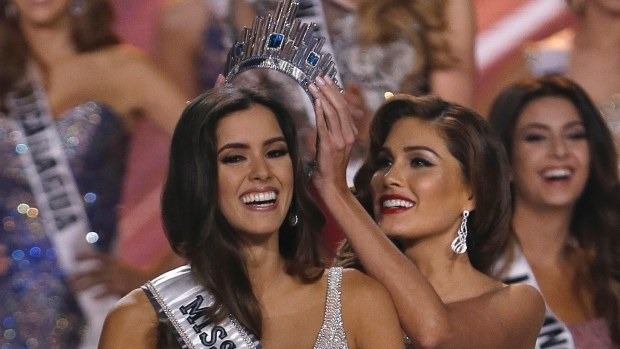 Colombia's Paulina Vega crowned Miss Universe in Miami