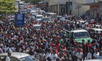 Malawi Politicians Ignore COVID-19 Measures for Elections