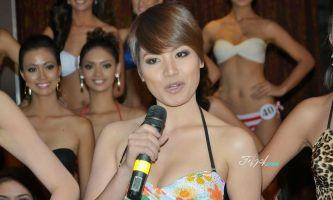The short-haired Binibini of Philippine trending in fashion world