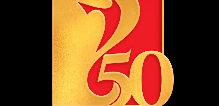 Bollywood director Aditya Chopra unveils a special logo to commemorate 50 years of YRF