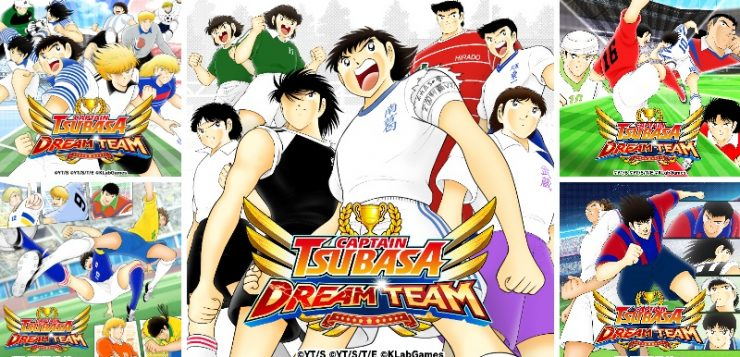 """Captain Tsubasa: Dream Team"" Game Music is Now Available Digitally Worldwide!"